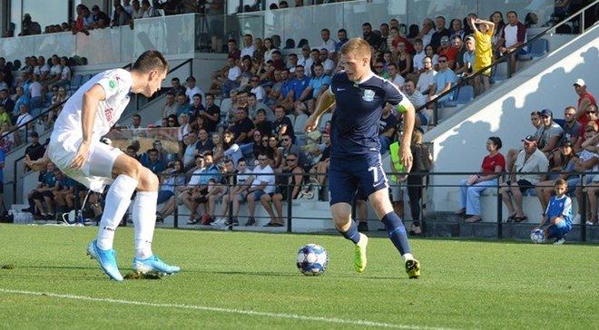 Первая лига: Минай вырвал дебютную победу над Черноморцем, Волынь осуществила камбэк в матче против Прикарпатья