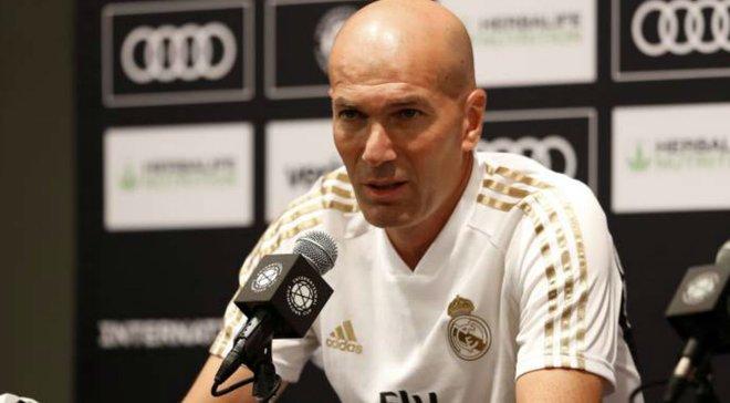 Реал ограничит общение Зидана с прессой – Лунин как одна из причин такого решения