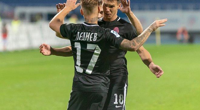 Зоря перемогла Колос і вийшла на друге місце УПЛ – Русин відзначився дебютним голом і асистом за луганців