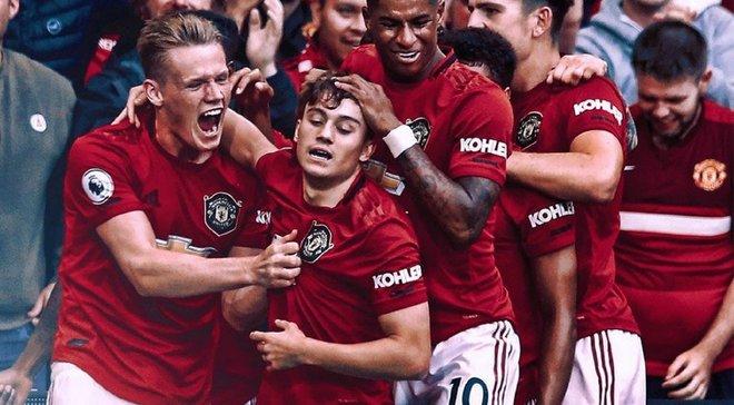 Манчестер Юнайтед никогда не проигрывал в АПЛ дома, ведя в счете после 1-го тайма – впечатляющая серия