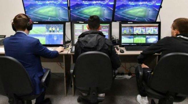 VAR в УПЛ: один матч стоит около 5 тысяч евро
