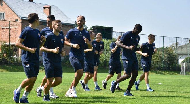 Мариуполь готовится к матчу Лиги Европы против АЗ во Львове – приазовцы поблагодарили Карпаты за гостеприимство