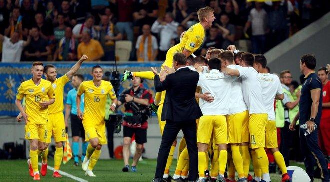 Украина сыграет товарищеские матчи против Нигерии и Эстонии – УАФ утвердила города проведения поединков