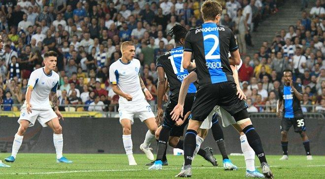 Динамо – Брюгге: онлайн-трансляция ответного матча квалификации Лиги чемпионов – как это было