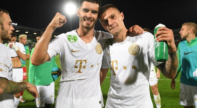 Харатін поділився очікуваннями від матчу проти Динамо Загреб у Лізі чемпіонів
