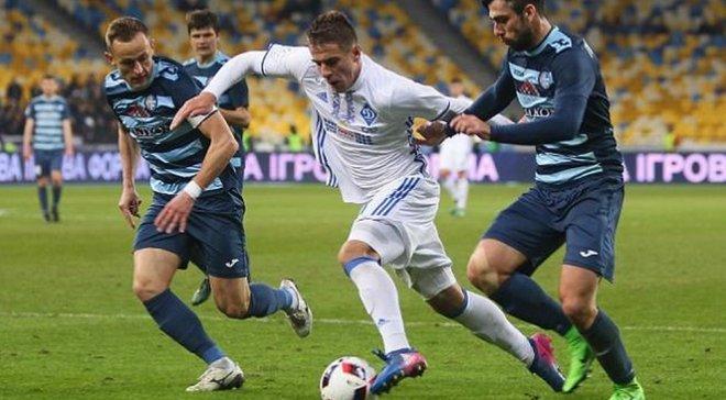 Динамо прийме Олімпік на День незалежності – УПЛ затвердила дати матчів 5-го туру