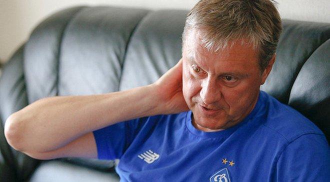 Саленко: От матча с Брюгге будет зависеть судьба Хацкевича в Динамо – у меня есть инсайд о потенциальной замене