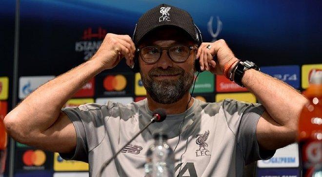 Ліверпуль – Челсі: прес-конференція Юргена Клоппа перед матчем за Суперкубок УЄФА-2019