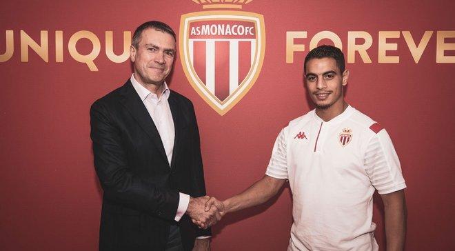 Бен-Єддер офіційно став гравцем Монако