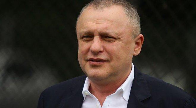 Суркіс обирає з двох кандидатів на посаду виконувача обов'язків головного тренера Динамо, – ЗМІ