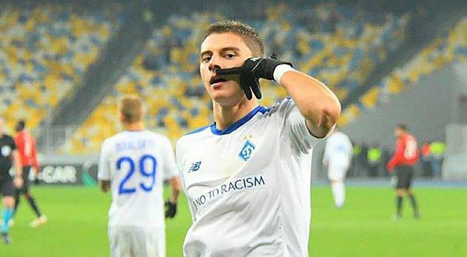 Миколенко: Суперечка з Хацкевичем під час матчу з Брюгге – лише емоції
