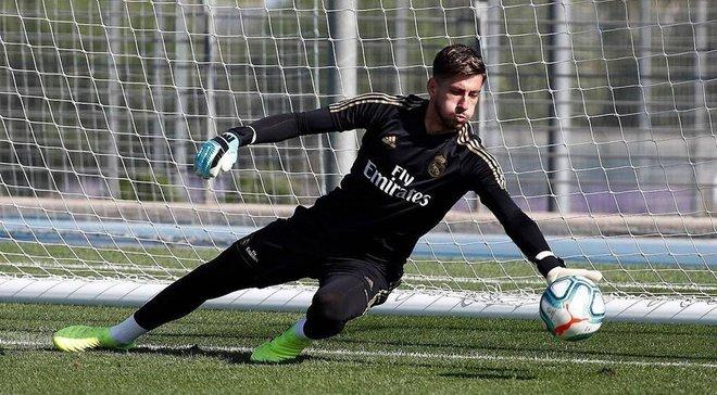 Реал визначився з третім голкіпером на сезон 2019/20