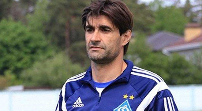 Экс-ассистент Хацкевича Висенте Гомес не войдёт в новый тренерский штаб Динамо, – СМИ