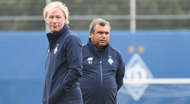 Михайличенко заявил, что его тренировки будут отличаться от методов Хацкевича