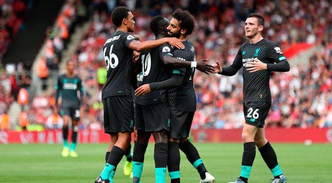 Арсенал переграв Бернлі, Ліверпуль втримав перемогу над Саутгемптоном: 2-й тур АПЛ, матчі суботи