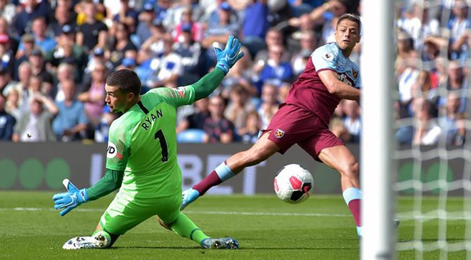 Брайтон – Вест Хем – 1:1 – відео голів та огляд матчу