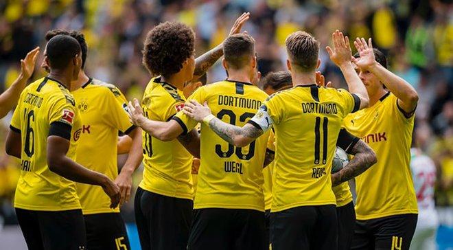 Борусія Д – Аугсбург – 5:1 – відео голів та огляд матчу