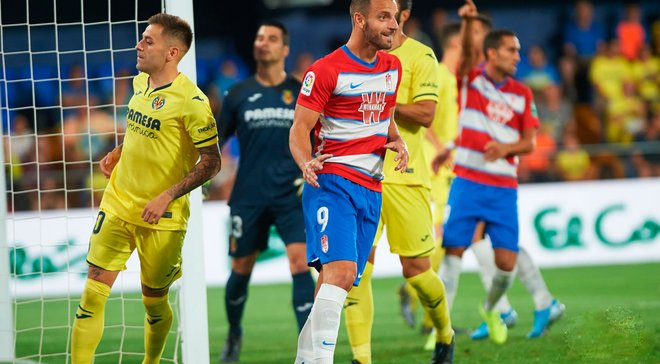 Гранада вирвала нічию з Вільяреалом у матчі з вісьмома голами, Осасуна перемогла Леганес: 1-й тур Прімери, матчі суботи