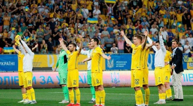 Олійник оцінив шанси збірної України вийти на Євро-2020