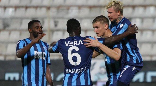 Гладкий розпочав новий сезон у Туреччині з забитого гола