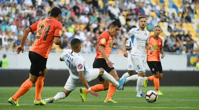 Головні новини футболу 18 серпня: Шахтар і Карпати перемогли, Олімпік звільнив тренера, Яремчук знову забив