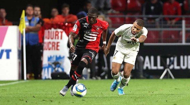 Лига 1: ПСЖ снова проиграл Ренну, Сент-Этьен и Реймс упустили шанс возглавить турнирную таблицу