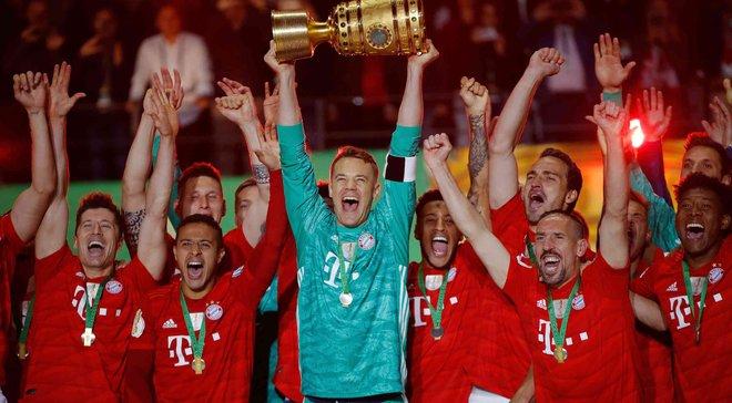 Кубок Німеччини: результати жеребкування 2-го раунду