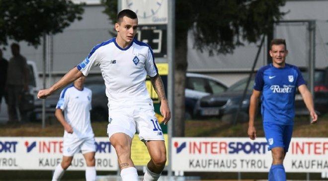 Динамо проігнорувало запит Црвени Звезди щодо Шапаренка – серби відмовились від українця