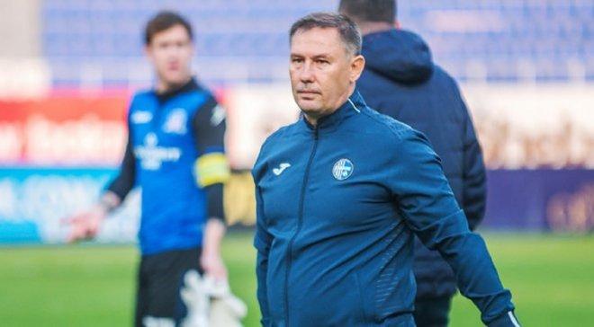 Климовський знову стане тренером Олімпіка, – журналіст