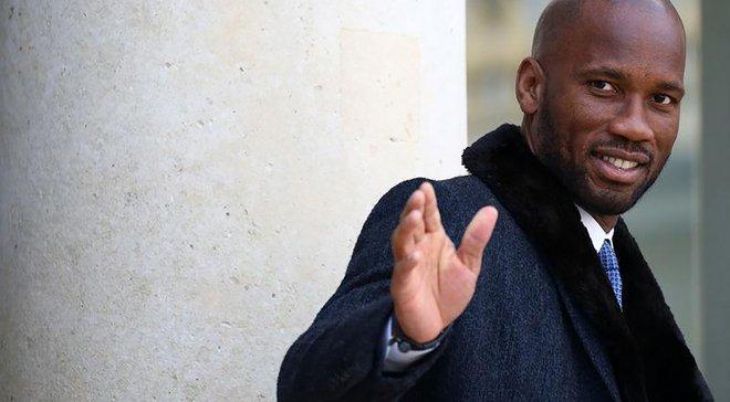Дрогба претендує на посаду президента Федерації футболу Кот-д'Івуару