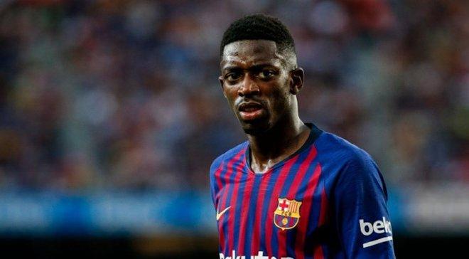 Дембеле не явился вовремя на обследование после травмы – Барселона в ярости