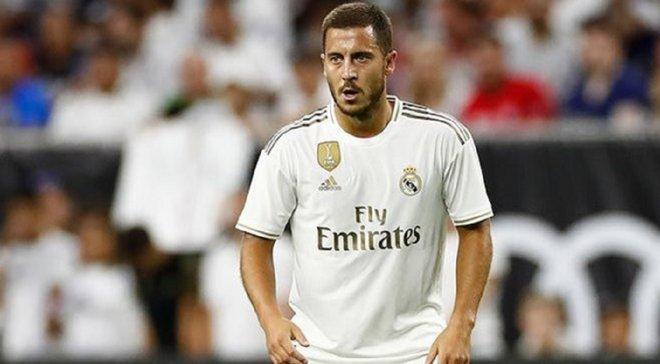 Азар восстанавливается быстрее, чем ожидалось – бельгиец может дебютировать за Реал уже в третьем туре
