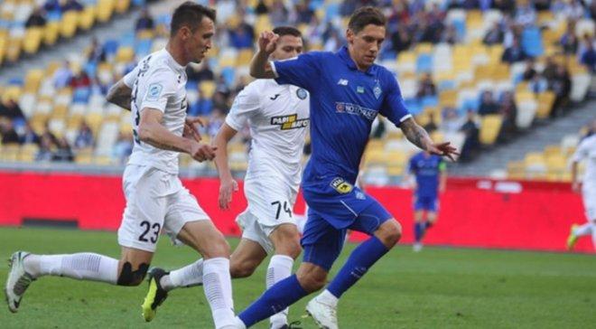 Динамо – Олімпік та інші матчі 5-го туру УПЛ: УАФ оголосила суддівські призначення