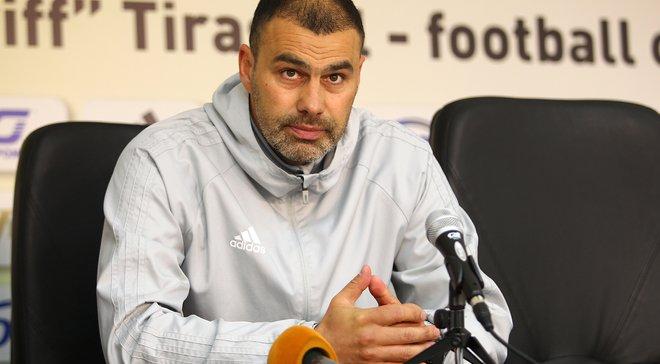 Сабліч може стати тренером Олімпіка