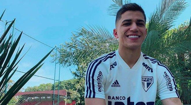 Экс-игрок Динамо Буэно голом принес победу Сан-Паулу