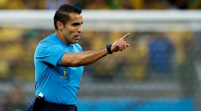Арбитр, который зафиксировал позорное поражение сборной Бразилии на ЧМ-2014, возглавил испанский клуб