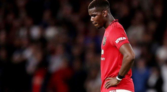 Манчестер Юнайтед позбавив Погба права виконувати пенальті