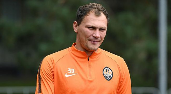 Пятов пропустил тренировку Шахтера – голкипер может может не сыграть против Мариуполя