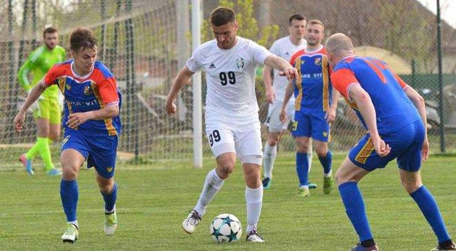 Перша ліга: ОПФК Черкащина здобула дебютну перемогу в сезоні