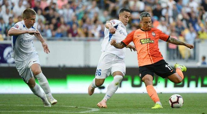 Марлос надеется проявить себя в матчах сборной Украины, несмотря на перенесенную операцию