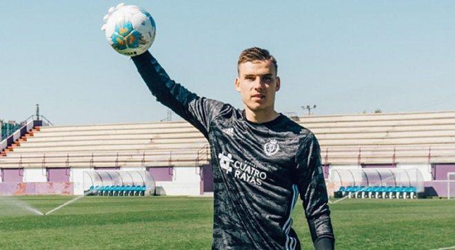 Реал – Вальядолід: Лунін потрапив у заявку на гру та має право дебютувати проти власної команди