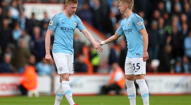 Борнмут – Манчестер Сити: онлайн-трансляция матча АПЛ – Зинченко сыграл с первых минут