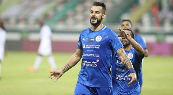 Негредо відзначився шедевральним голом у матчі чемпіонату ОАЕ