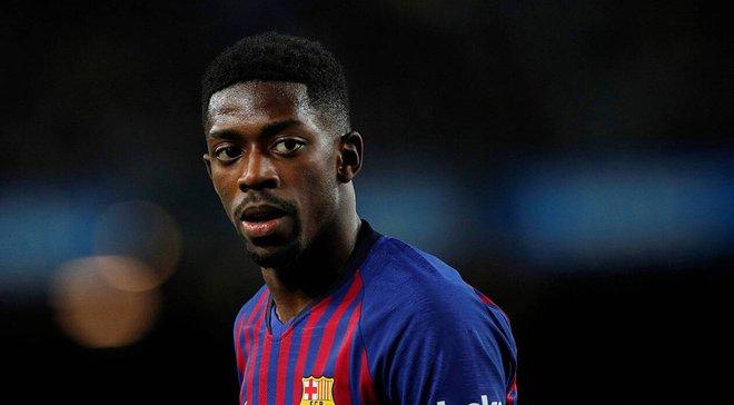 Барселона разочарована поведением Дембеле – Абидаль сообщил об этом агенту игрока