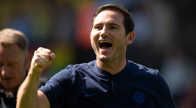 Лэмпард прокомментировал дебютную победу на посту наставника Челси
