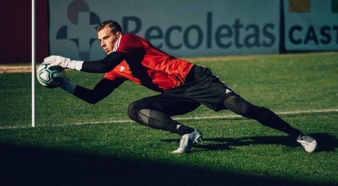 Лунин остался в запасе Вальядолида на матч против Реала – онлайн-трансляция матча