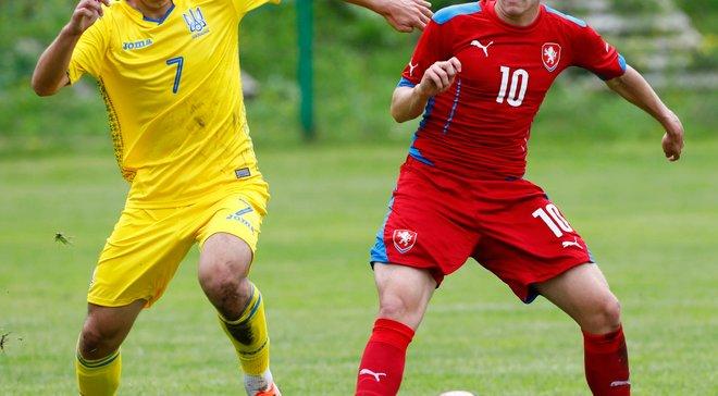 Сборная Украины U-18 стала победителем международного турнира в Чехии