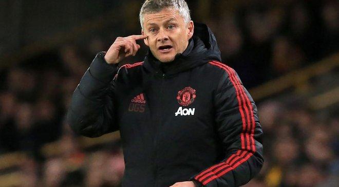 Сульшер: Манчестер Юнайтед не контролировал игру с Кристал Пэлас