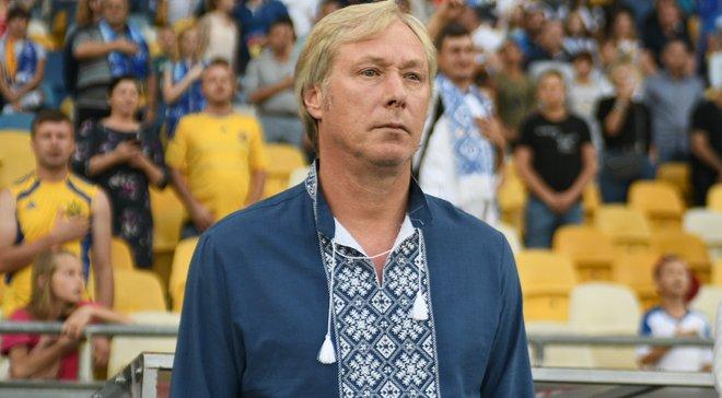 Динамо – Олимпик: послематчевая пресс-конференция Алексея Михайличенко