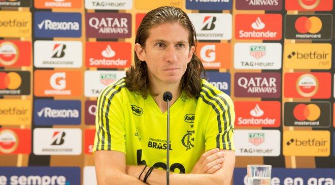 Філіпе Луїс заявив, що міг стати конкурентом Зінченка в Манчестер Сіті